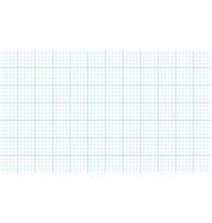 Grid paper sheet texture on vector