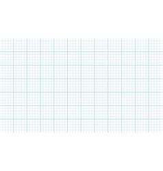 Grid paper sheet texture vector