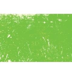 Green Distress Texture vector image