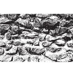 Distress stone vector