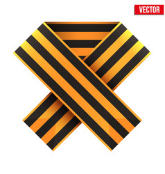 George ribbon icon bow vector