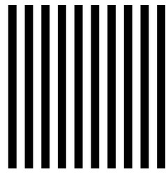 pattern stripes seamless black and white stripes vector image