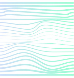 Wave distorted texture vector
