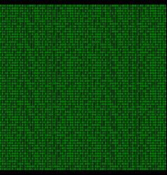 Binary code seamless pattern vector