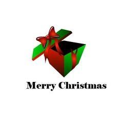 Christmas Gift Logo 01 vector