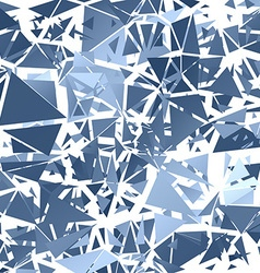 Shattered background vector