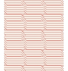 Seamless background made from lines vector image