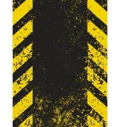 Hazard stripes texture vector