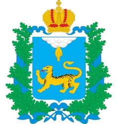 Pskov oblast vector