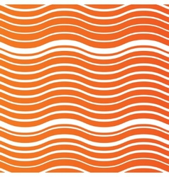 Waves lines background Abstract stripes vector image