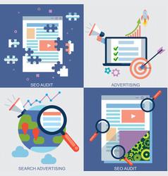 web icons set 6 vector image