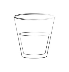 Glass ilustration vector