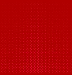 red stylized pine tree pattern background vector image