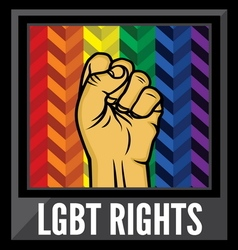 Lgbt rights1 vector