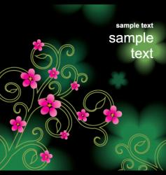 blend green vector image