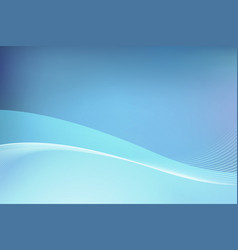 Elegant abstract background in blue color vector