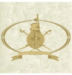 Hussar emblem-2 vector