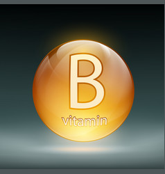 Icon vitamin vector