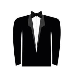 Tuxedo icon image vector