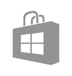 Windows Store vector