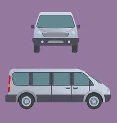 car auto vehicle transport type design travel race vector image