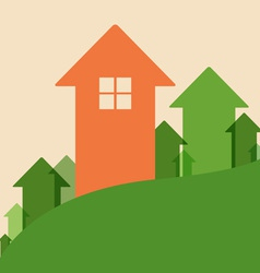 House Value vector image
