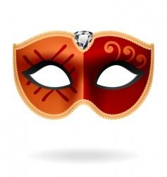 masquerade mask vector image