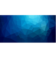 abstract polygon geometric background vector image vector image