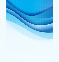 Abstract background curve and blend 010 vector