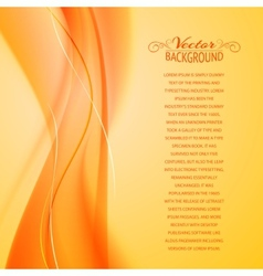 Abstract background lines vector image