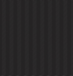 Dark seamless geometric pattern with zigzags vector