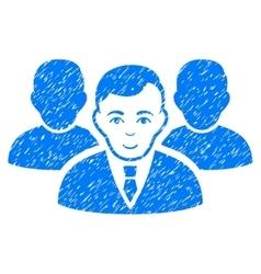 Team Grainy Texture Icon vector