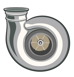 Turbine vector