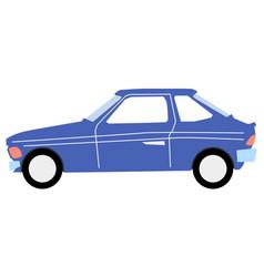 hatchback vector image vector image