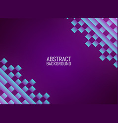 abstract geometric background color mosaic design vector image