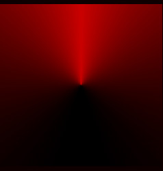 dark red conical gradient vector image