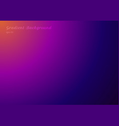 abstract blurred trendy bright gradient vibrant vector image