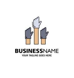 Aspiration business desire employee intent flat vector