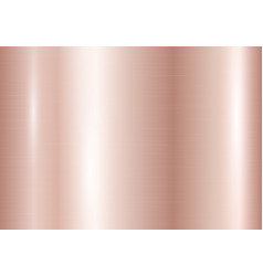 Gradient pink gold with stripes vector