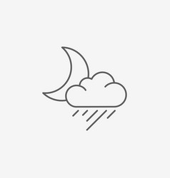 Weather grunge recycled paper craft stick vector