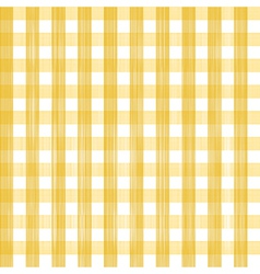 Abstract Retro Seamless Square Yellow Background vector image