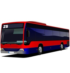 Al 0522 city bus vector