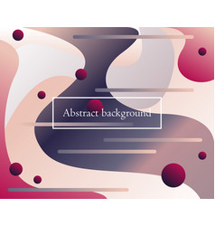 abstract backdrop with gradients vector image