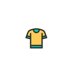 cloth icon design e-commerce icon design vector image