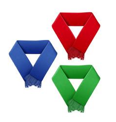 Fan scarf vector
