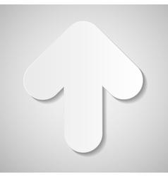 Infographic Arrow Icon vector image