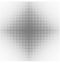 Abstract symmetric halftone ellipse grid pattern vector