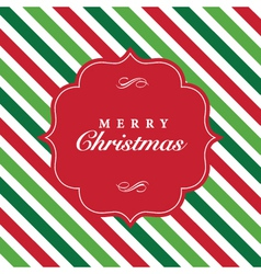Christmas Cover vector image vector image
