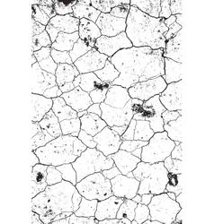 Cracked overlay texture vector