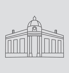 Georgetown vector image